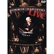 Drum Fun Inc Vinnie Vidivici Live Instructional/Drum/DVD Series DVD Performed by Vinnie Vidivici