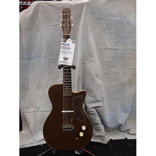 Silvertone Vintage 1317 Solid Body Electric Guitar