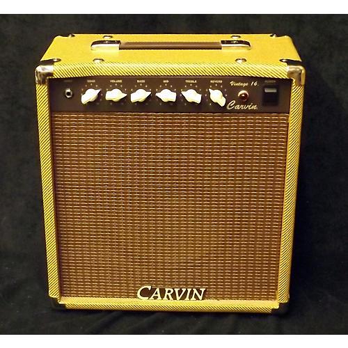 used carvin vintage 16 tube guitar combo amp guitar center. Black Bedroom Furniture Sets. Home Design Ideas