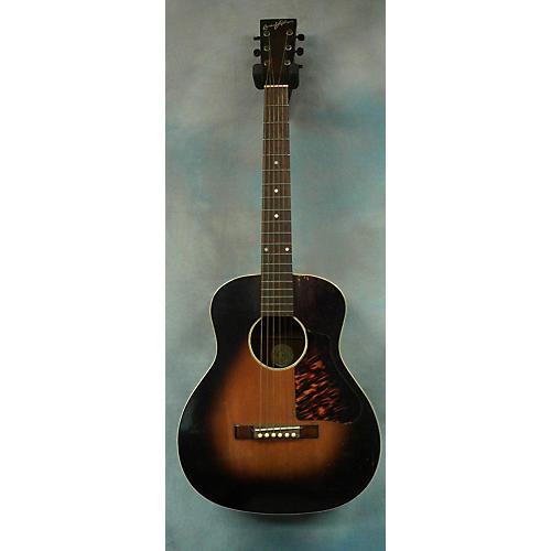 vintage 1930s carson j robinson signature sunburst acoustic guitar sunburst guitar center. Black Bedroom Furniture Sets. Home Design Ideas