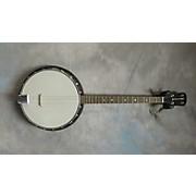 Vintage 1950s Gretsch Tenor Natural Banjo