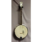 Vintage 1960s Bacon And Day Senorita Pearl Banjo