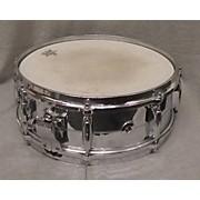 Vintage 1960s Gretsch 5.5X14 Snare COB Drum Chrome