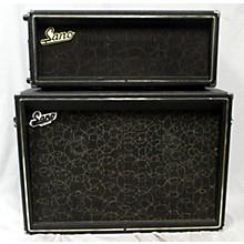 Vintage 1960s Sano Solid State Half Stack Guitar Combo Amp