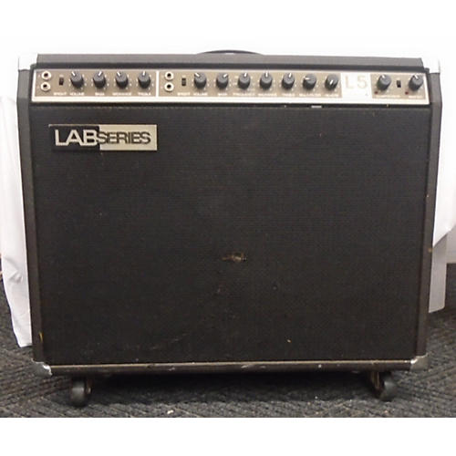 vintage 1970s lab series l 5 guitar combo amp guitar center. Black Bedroom Furniture Sets. Home Design Ideas