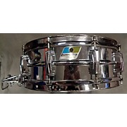 Vintage 1970s LUDIWG 6X14 1970's Ludwig Super Sensitive Snare Metallic Gray Drum