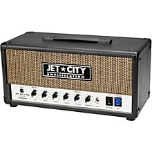 Jet City Amplification Vintage 20W Tube Head Guitar Amplifier Level 1