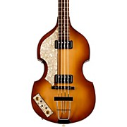 Hofner Vintage '62 Violin Left-Handed Electric Bass Guitar