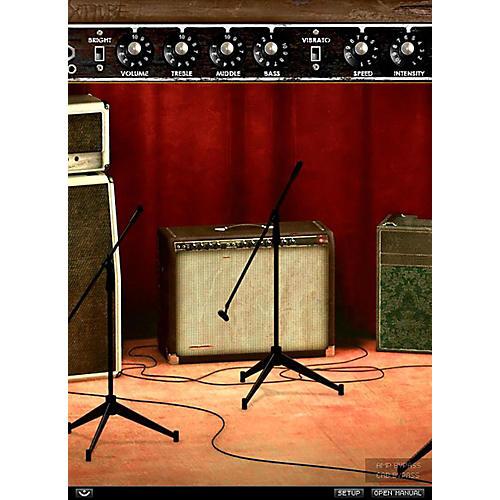 Softube Vintage Amp Room-thumbnail