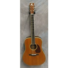 Santa Cruz Vintage Artist Acoustic Electric Guitar