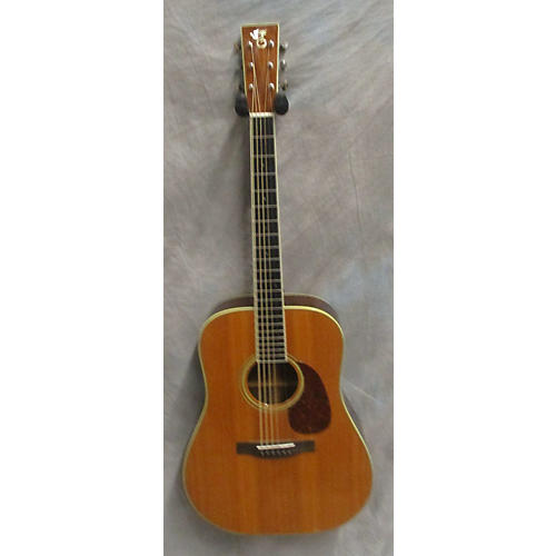 Santa Cruz Vintage Artist Acoustic Electric Guitar