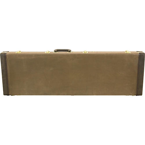 Musician's Gear Vintage Bass Guitar Case