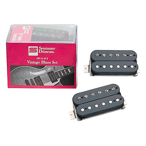 Seymour Duncan Vintage Blues '59 Humbucker Set Black