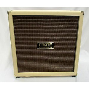 Pre-owned Crate Vintage Club Vc410e Guitar Cabinet by Crate