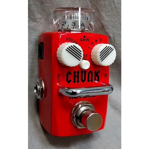 In Store Used Vintage Crunch Chunk Effect Pedal-thumbnail