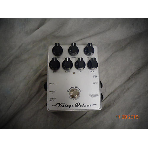 Darkglass Vintage Deluxe Bass Effect Pedal