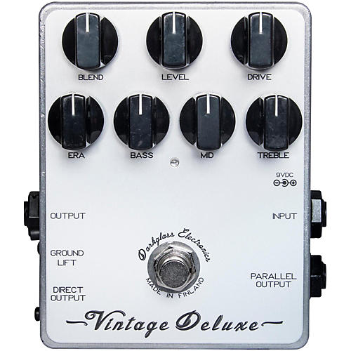 Darkglass Vintage Deluxe Guitar Effects Pedal-thumbnail