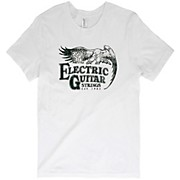 Ernie Ball Music Man Vintage Electric Guitar Strings Black Font T-Shirt