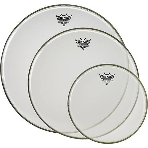 Remo Vintage Emperor Clear Drumhead-thumbnail