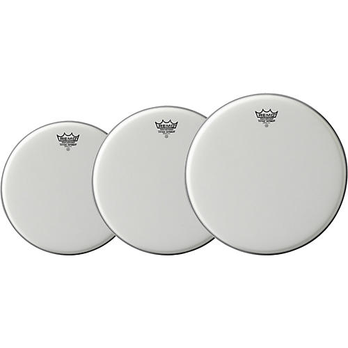 Remo Vintage Emperor Drum Head 3-Pack, 10/12/14-thumbnail