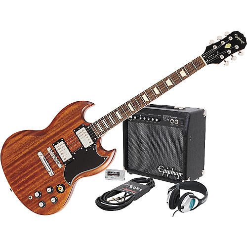 Epiphone Vintage G400 and All Access Amp Pack-thumbnail