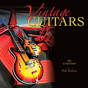 Browntrout Publishing Vintage Guitars 2016 Calendar Square 12 x 12 In.