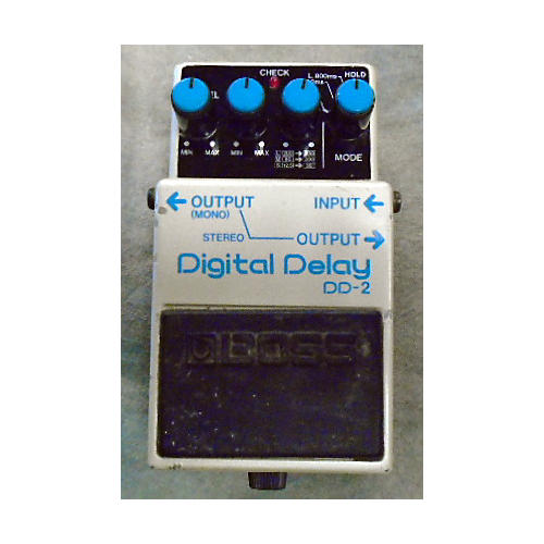 Boss Vintage Japanese DD-2 Effect Pedal-thumbnail