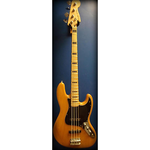 Squier Vintage Modified 70S Jazz Bass Electric Bass Guitar-thumbnail