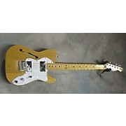 Squier Vintage Modified 72 Thinline Telecaster Hollow Body Electric Guitar