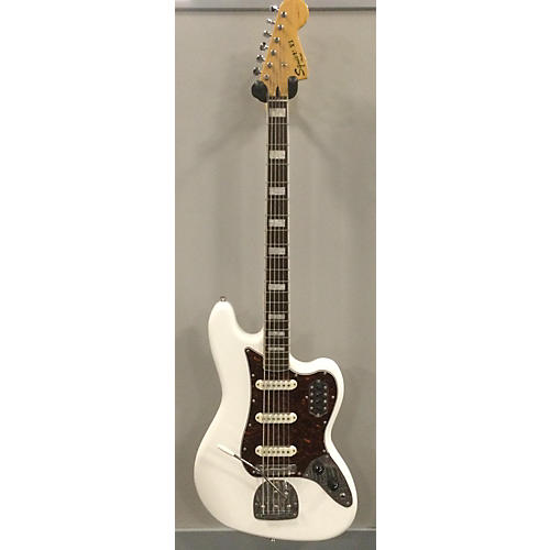 Squier Vintage Modified Bass VI Electric Bass Guitar-thumbnail
