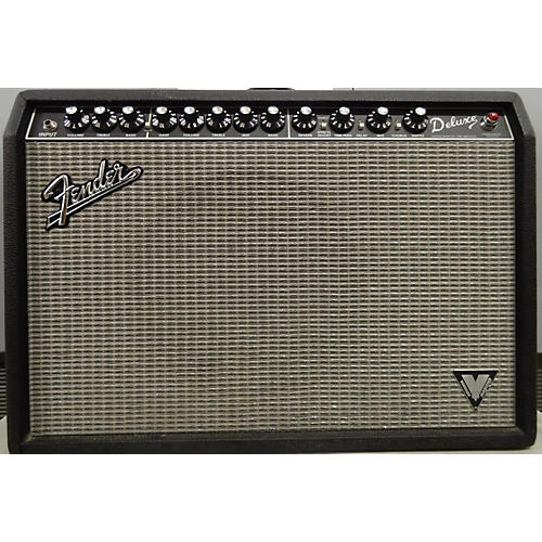 Fender Vintage Modified Delux Tube Guitar Combo Amp