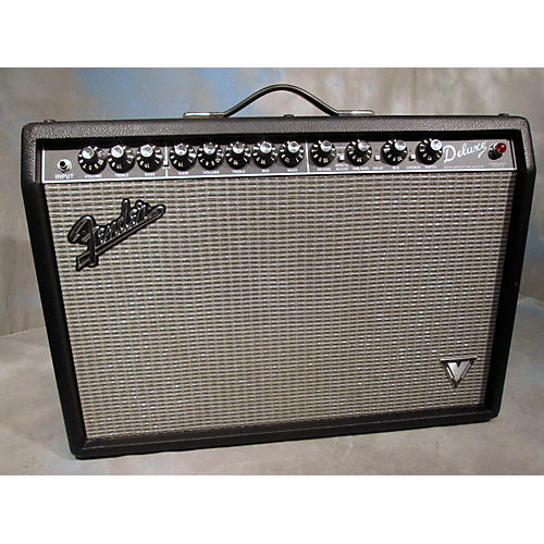 Fender Vintage Modified Deluxe Reverb Tube Guitar Combo Amp