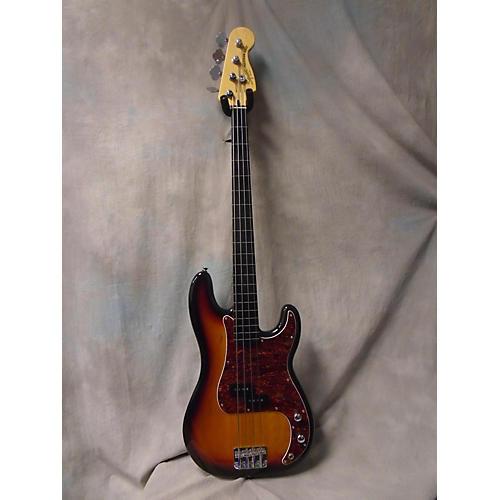Squier Vintage Modified Fretless Jazz Bass Electric Bass Guitar-thumbnail