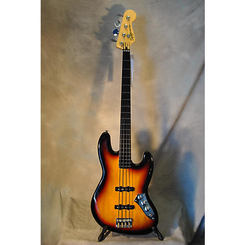Squier Vintage Modified Fretless Jazz Bass Electric Bass Guitar