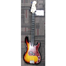 Squier Vintage Modified Fretless Precision Bass Electric Bass Guitar