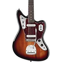 Vintage Modified Jaguar Electric Guitar 3-Color Sunburst Rosewood Fingerboard
