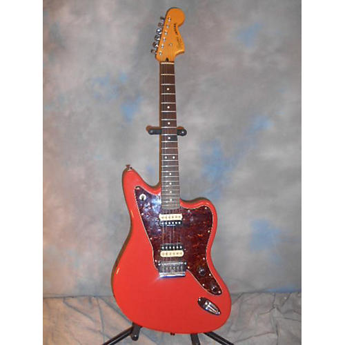 Squier Vintage Modified Jaguar Solid Body Electric Guitar-thumbnail
