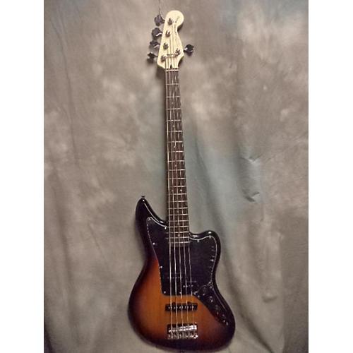 Squier Vintage Modified Jaguar V Electric Bass Guitar-thumbnail