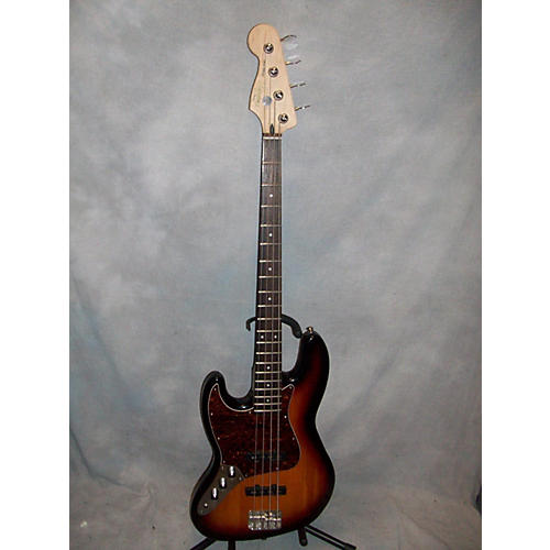 Squier Vintage Modified Jazz Bass Left Handed Electric Bass Guitar-thumbnail