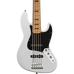 Squier Vintage Modified Jazz Bass V 5 String Electric Bass