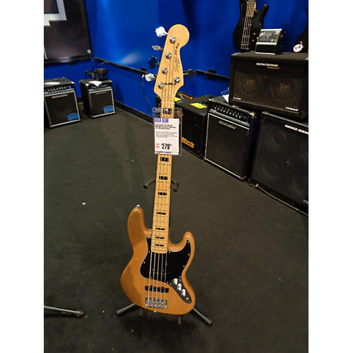 Squier Vintage Modified Jazz Bass V Electric Bass Guitar-thumbnail