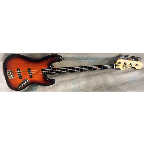 Squier Vintage Modified Jazz Electric Bass Guitar-thumbnail