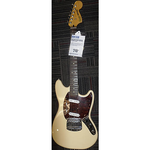 Squier Vintage Modified Mustang Solid Body Electric Guitar-thumbnail