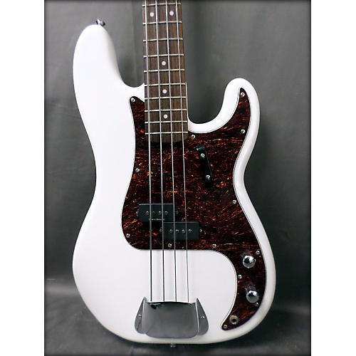 Squier Vintage Modified Precision Bass Electric Bass Guitar-thumbnail