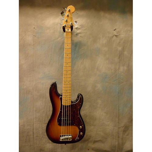 Squier Vintage Modified Precision Bass V Electric Bass Guitar 3 Tone Sunburst