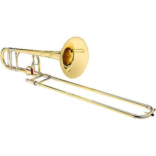 S.E. SHIRES Vintage New York Model Axial-Flow F Attachment Trombone-thumbnail