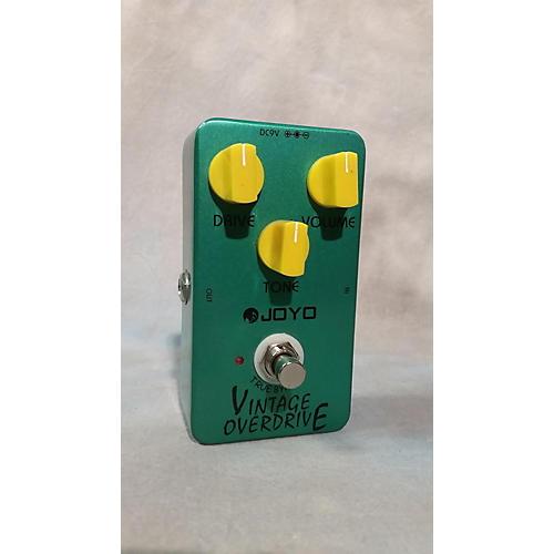 Joyo Vintage Overdrive Effect Pedal-thumbnail