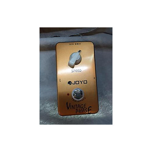 Joyo Vintage Phase Effect Pedal-thumbnail