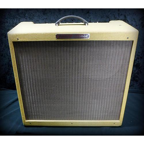 Fender Vintage Reissue 1959 Bassman LTD 4x10 Tube Guitar Combo Amp-thumbnail
