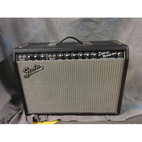 Fender Vintage Reissue 1965 Deluxe Reverb Tube Guitar Combo Amp